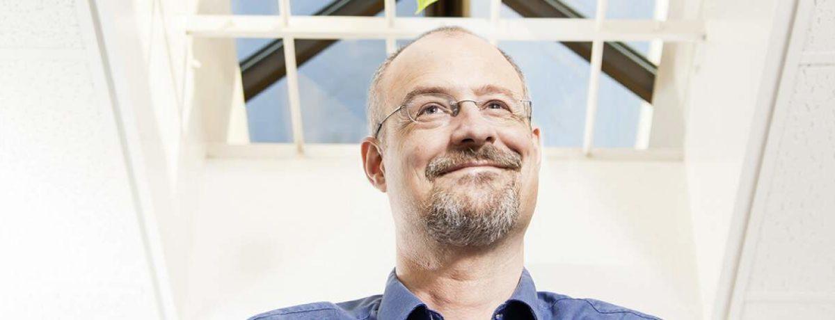 Portrait de Nicolas Quoëx co-fondateur de Skillspotting